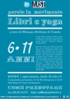 Libri e yoga: parole in movimento