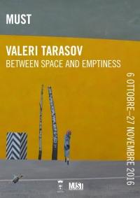 Valeri Tarasov Between space and emptiness
