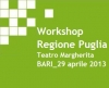 Workshop Regione Puglia