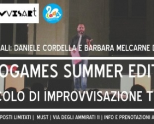 Improgames Summer Edition!