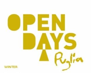 Puglia Open Days, anche in inverno