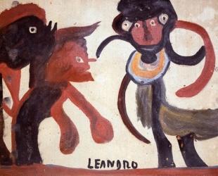 12.12-22.2 - Ezechiele Leandro. I denti del leone