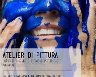 ATELIER DI PITTURA.
