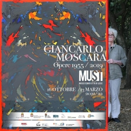 Giancarlo Moscara Opere 1955-2019