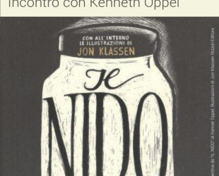 "Kenneth Oppel presenta ""IL NIDO"""