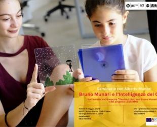 Bruno Munari e l'Intelligenza del Gesto- Seminario