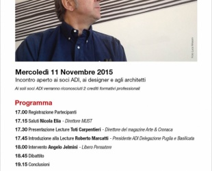 PAESAGGI POP-UP – Lecture con Angelo Jelmini