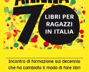 21.3-I nostri anni '70, libri per ragazzi in Italia