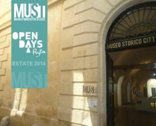 """Gli """"Open Days"""" del Must"""