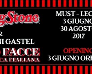 LE 100 FACCE DELLA MUSICA ITALIANA
