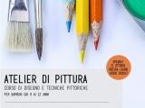 Atelier di pittura. Corso di disegno e tecniche pittoriche per bambini 6- 12 anni